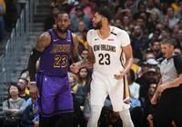 「NBA」重錘交易戴維斯搭詹姆斯 最新賠率顯示湖人下賽季能奪冠