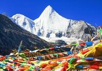 藏地光影,純純的西藏