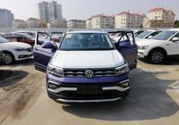 大眾首臺小型SUV實車再次現身 比繽智大氣 113馬力配1.5L+6AT