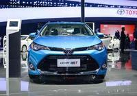 2017款廣汽豐田雷凌 將於6月18日上市