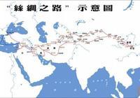 絲綢之路的緣由?