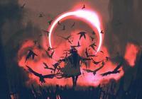 小說:人皇劍下,神祕空間內,一尊與天地齊高的半跪雕像