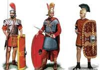 圖解復原奧古斯都時代的羅馬禁衛軍甲冑裝備