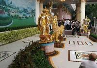 泰國華人首富給母親建了座豪宅,母親感覺太奢侈一天都沒有住過