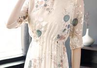無論女人顏值如何,一定要穿上這初戀裙,天!瞬間達到顏值巔峰