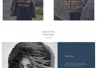 如何做好時尚主題網頁設計