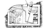 二戰期間美國為了本土安全所建,外型酷似坦克,如今成為國家公園