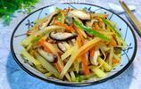3月減肥季,少吃肉多吃這幾道家常素菜,開胃消食減肚腩