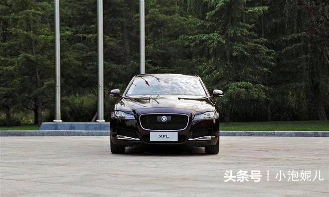 捷豹首款國產車——捷豹XFL