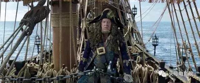 傑克船長相愛相殺的死對頭比他厲害 人家早就是奧斯卡影帝了