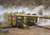 """中國早期對付坦克無奈的選擇:用反坦克炮與敵人坦克""""肉搏"""""""