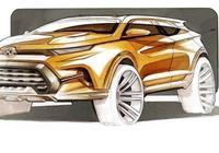 上海車展首發 江鈴馭勝新概念車設計圖