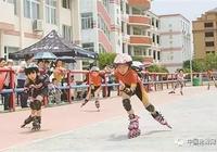 寧波市中小學輪滑聯賽舉行