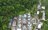 「實拍」實拍桂林靈川一個四面環繞著如鐵般石山的村莊