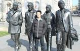 著名學者李敖和兒子李戡