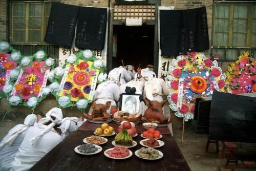 喪葬文化是孝道文化的重要部分