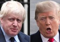 特朗普力挺鮑里斯競選英國首相併邀請會面,對方表示感謝並拒絕了他