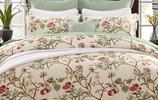 傳統四件套已落伍,現在流行這種新型布料的,美觀還實用