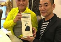 任賢齊51歲生日飯局 古天樂棒球衫帥氣出席送祝福