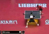 乒乓球直板擰拉時乒乓球球扳和乒乓球接觸什麼位置最合理?