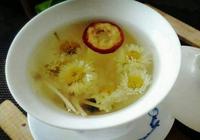 山楂金銀菊花茶
