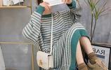 今年最時髦搭配:減齡毛衣裙+短靴,比皮草還驚豔,美到心坎去