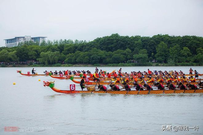 這麼大的賽龍舟場面你有見過嗎?來自九個國家,竟然還有女選手