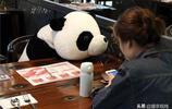 """原創II瀋陽:一家餐廳打""""熊貓""""牌吸引顧客"""