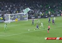 把對手都打服了,貝蒂斯球迷起立為梅西鼓掌