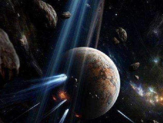 浩瀚星空:冥王星之旅
