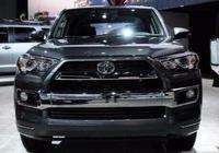 豐田亮出壓箱底,比路虎霸氣,配6缸引擎不足28萬,買途昂虧了