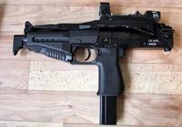 SR2-MP衝鋒槍性能大提升,成世界一流衝鋒槍!