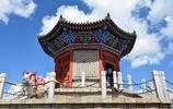 真是風景:青海日月山風景