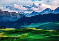 江布拉克,從你身上彷彿看到了阿爾卑斯山的美麗