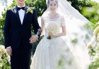 張若昀唐藝昕跳舞時,請注意婚紗上繡的英文,真正的意義令人羨慕