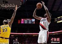 NBA開拓者雙槍合砍62分 輕鬆獲勝2:0領先雷霆