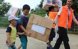 助學回顧|幫助別人,快樂自己——羅定夜護小學舉辦助學活動