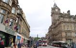 旅遊筆記 英國愛丁堡王子街遊玩 遠眺愛丁堡城堡的最佳地點