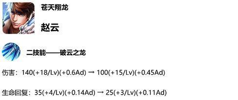 1月24日體驗服更新:宮本武藏、趙雲、馬可、公孫離再次調整!