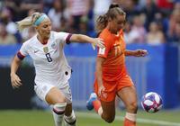 2:0,美國奪得女足世界盃冠軍,下半場的一次判罰是比賽的轉折點