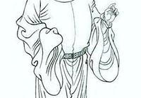 精彩的白描----水滸108將(牛牧野)