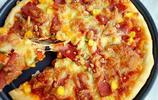 披薩就是這麼做出來的,一看就會,材料也超級簡單,一起來試試吧