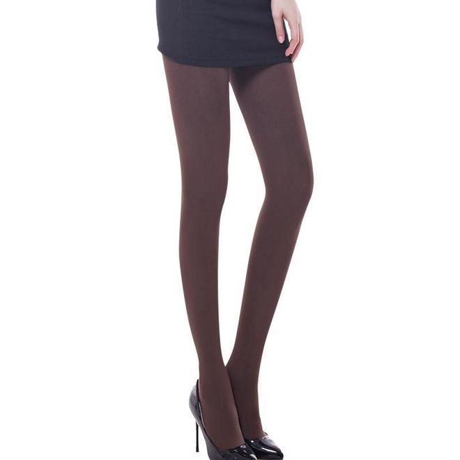"""一款這樣的""""鋼絲襪""""能穿遍四季,保暖又不過時,還顯腿長呢"""
