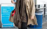 安吉麗娜·朱莉在紐約現身肯尼迪機場