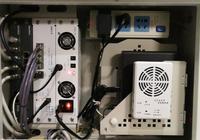 我家電信200兆帶寬,支持兩百兆帶寬所需的設備齊全,為什麼只有一百兆?\n?