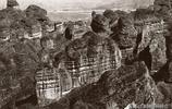 太珍貴的老照片,德國飛行員在百年前的航拍中國