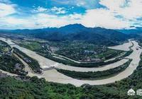 看地圖,岷江從都江堰後就消失了,直到彭山江口鎮才重新出現。這岷江到哪去了?