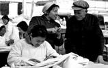 全國著名的勞動模範郝建秀,1951年,她創造先進工作法時只有17歲