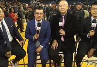 張衛平、王仕鵬、楊毅坐客騰訊體育,總決賽G6戰賽後評球