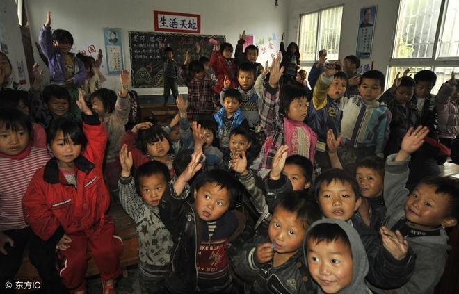 盤點記錄農村孩子讀書的七個瞬間,看了之後還有不努力的理由嗎?